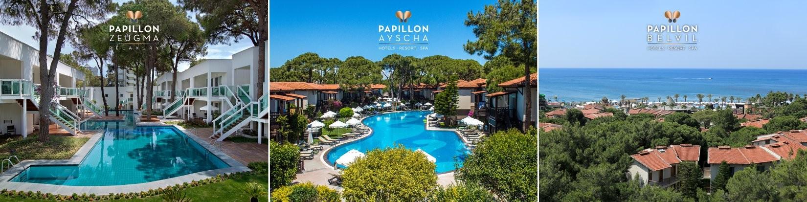 Papillon ayscha or zeugma. Papillon Zeugma Hotel Belek Antalya hpv high risk screening