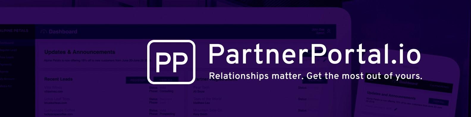 Partnerportale