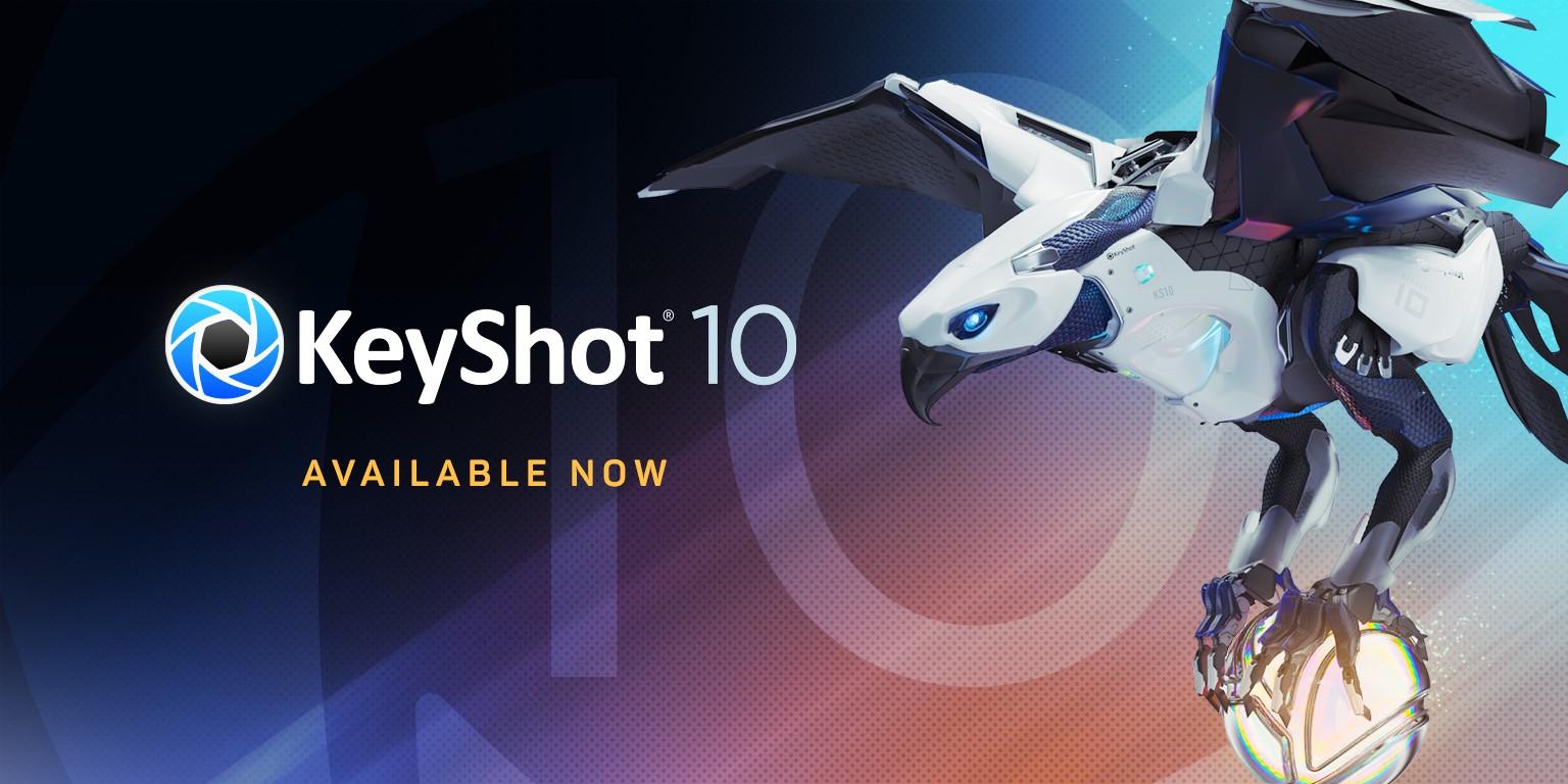 luxion KeyShot 10 pro crack