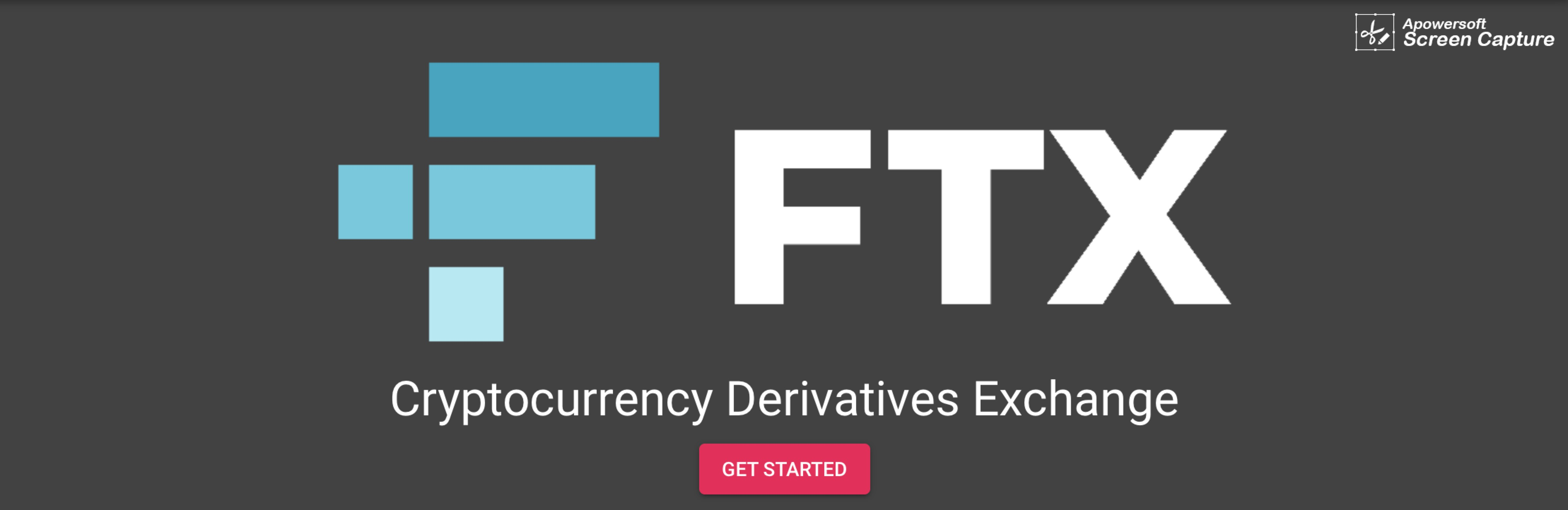 ftx cryptocurrency derivatives exchange